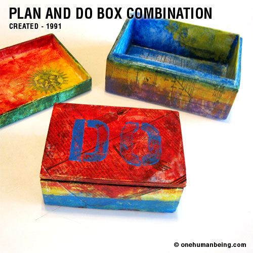 Inside The Plan Box - The Do Box