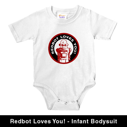redbot-loves-you-infant-bodysuit
