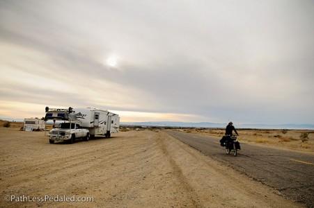 Salton Sea, Salvation Mountain and Slab City