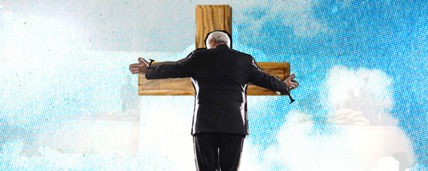 The Crucifixion of Newt