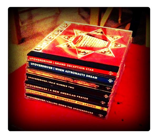 UFOverdriver-seven-cds