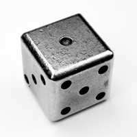 handmade-steel-dice-15mm-d6-single