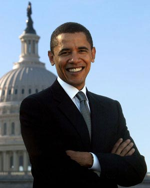 Barack Obama - 44th President