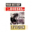 Collages - Various Collages - Diesel LeVision - 1994