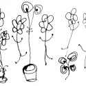 Dancing Flowers - 1996