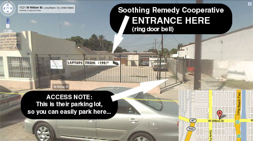 Soothing Remedy - Street View